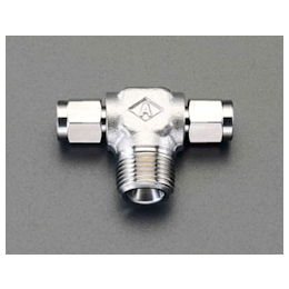 [Stainless Steel] Open End Tee Union EA425FD-81