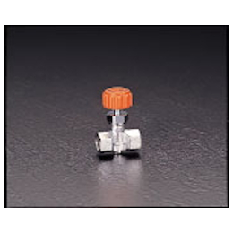 Mini Needle Valve with Double-Sided Threads EA426CW-33