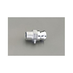 Plug with Male Thread [Aluminum} EA462BB-8