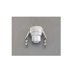 Coupling with Female Thread [Aluminum] EA462BD-6