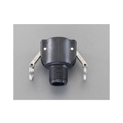 Male Thread Coupler (Polypropylene) EA462BR-6