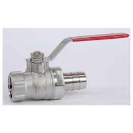 Ball Valve [Stainless Steel] EA470AM-10