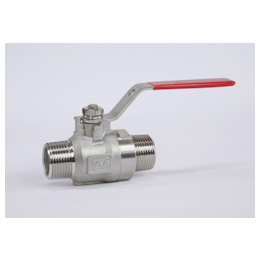 Ball Valve [Stainless Steel] EA470AR-6