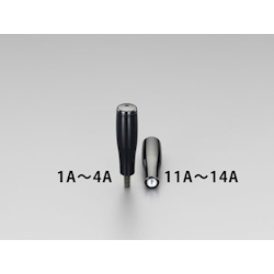 M6x13mm Fixed Grip for Steel Male Screw EA948AS-2A