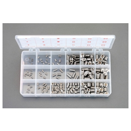 Set Screw Set with Hexagonal Hole [Stainless Steel] EA949DC-102