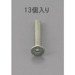 Countersunk Head Bolt with Hexagonal Hole [Trivalent Chromium Plating] EA949MC-320