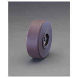 [High-strength and Heat-resistant] MC Nylon Wheel (with Bearing) EA986WE-150