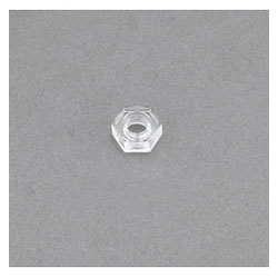 Hexagonal Nut (Polycarbonate) EA945AP-201