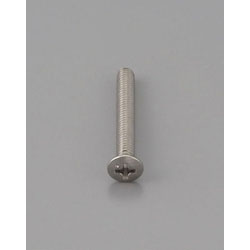 Round Countersunk Head Machine Screw [Stainless Steel] EA949ND-208