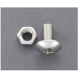 Anti-Loosing Truss Head Machine Screw [Stainless Steel] EA949NS-410