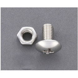 Anti-Loosing Truss Head Machine Screw [Stainless Steel] EA949NS-415