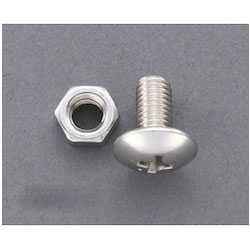 Anti-Loosing Truss Head Machine Screw [Stainless Steel] EA949NS-520