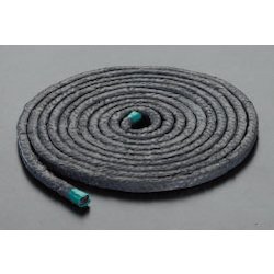 [PTFE] Impregnated Carbonized Fiber Packing EA351BF-6
