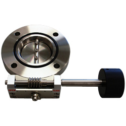 Manual Slot Butterfly Valve AX Series
