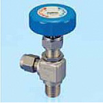Stainless Steel, 16.2 MPa, Powerful Lock + Screw-In, Needle Stop Valve