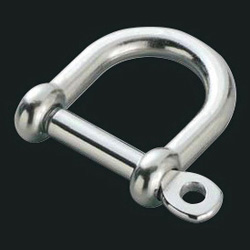 Wide Screw Shackle