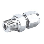 SUS316  MC-PF Half Union for Stainless Steel (PF)
