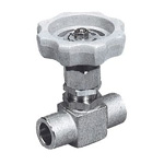 SUS316 VWP Needle Stop Valve for Stainless Steel Socket Weld Type