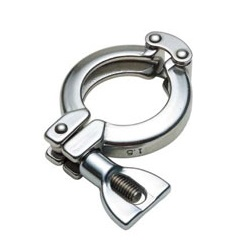 Z Sanitary Medium/High Pressure Clamp (Z2H)
