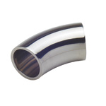 Z Sanitary Mini 45° Elbow (ZMEQ-W)