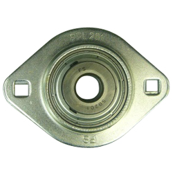 Steel Plate Diamond Flange Shape Unit