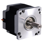 110 series 2-phase high torque hybrid type stepping motor with a step angle of 1.8°