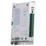 2-phase, 6-wire stepping motor driver - Applicable models: 42-86 series 2-phase hybrid stepping motor of 4.0 A or less