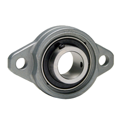 Small die casted diamond flange type unit UFL