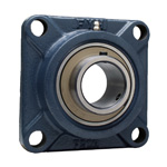 Cast iron square flange type unit UCF