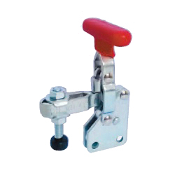 Toggle Clamp - Vertical Handle - U-Shaped Arm (Straight Base) T-Handle, GH-101-AIT