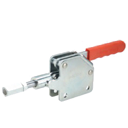 Toggle Clamp - Push-Pull - Straight Base, Stroke 23 mm, Straight Handle, GH-30292M