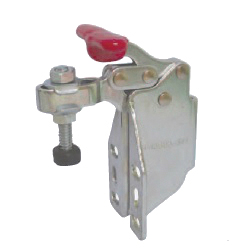 Toggle Clamp - Horizontal - U-Shaped Arm (Flanged Side Surface Base), T-Shaped Handle GH-13005-SM