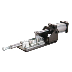 Pneumatic Clamp with Flanged Base, GH-36330-A