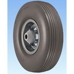 6½X2-3HL PU No-Puncture Tire and Foam Urethane
