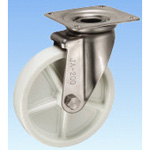 Stainless Steel Caster Swivel JA Type Size 200 mm