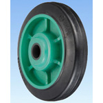 PNA Type Plastic Polybutadiene Rubber Wheels (with Sliding Bearings)