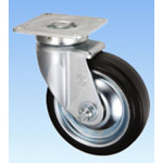 Casters for Towing, Swivel, JHW Type, Size: 150 - 200 mm