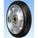 SHV Type Steel High Repulsion Polybutadiene Rubber Wheels (with Radial Bearings).