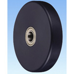 UWBSD Type MC Nylon Wheel (Slim Type) (with Stainless Steel Bearing)