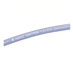 Super Flexible Fluorine Tube Clear Blue