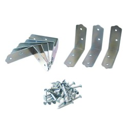 Bright Chromate Bracket