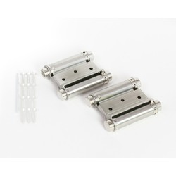 Stainless Steel Free Hinge (Double Acting)