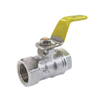 Ball Valve for LP Gas, RBS Series, Lever Handle Type