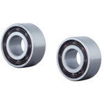 Double-Row Angular Contact Ball Bearings, Open Type
