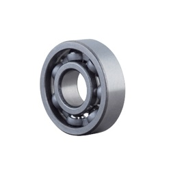 Deep Groove Ball Bearings, Open Type
