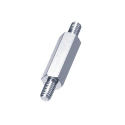 Steel Spacer (Hexagonal) Double-Ended Male Screw / ESF-E