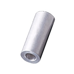 Aluminum Spacer (Hollow/Pickled) / CL-E