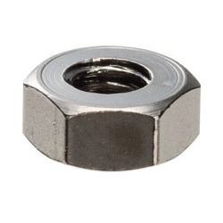 Brass Hex Nut (Type 1) / BNT-00B