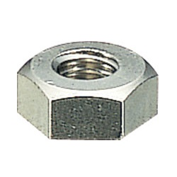 Brass Hex Nut (Type 2) / BNT-00-2