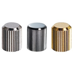 Brass Knurled Nut (Cap Type) NBNT-N/NB/NC/NG